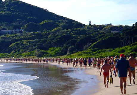 Byron Bay Ocean Swim